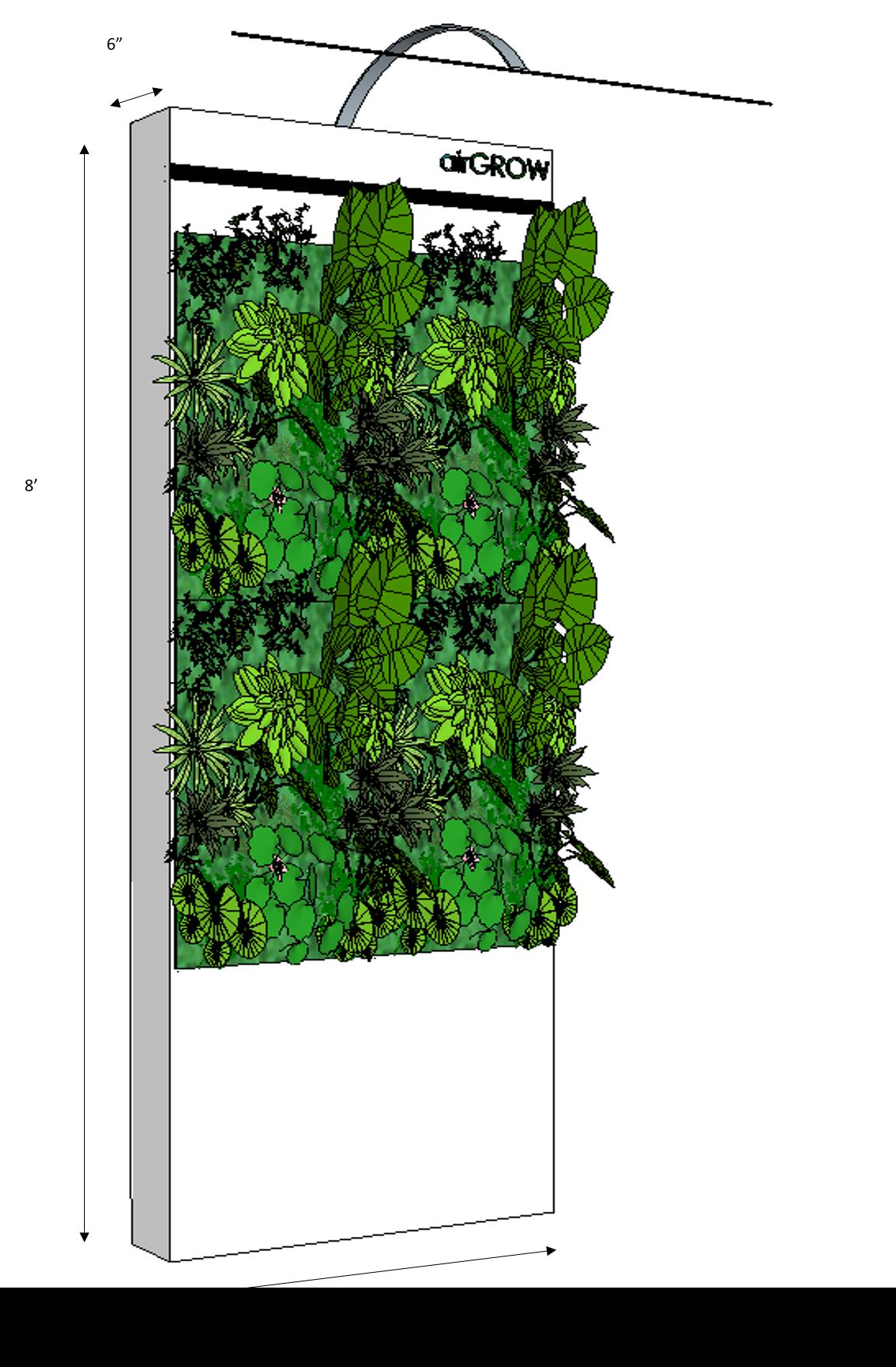 air grow plant model