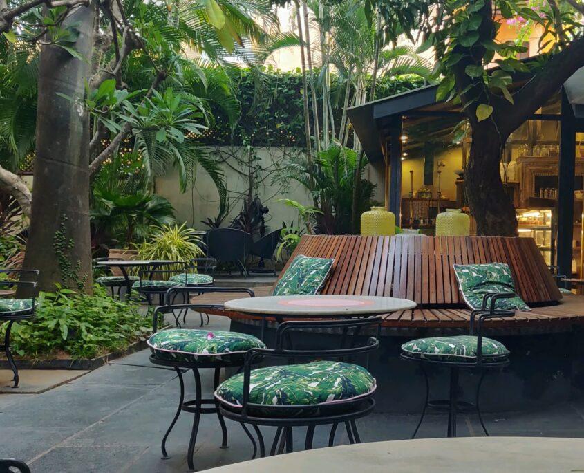 BalconyGarden and Terrace Garden Design