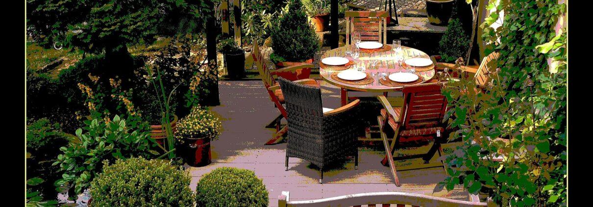 Terrace Garden at Home